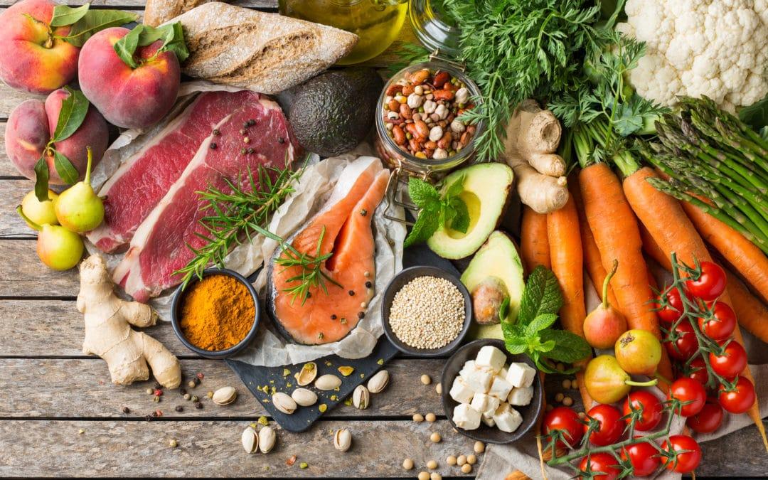 Balanced diet, Dr. Kat Hopkins